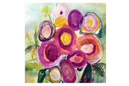 Picture-36X36  Spring Bouquet
