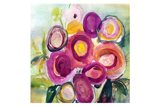 Picture-36X36  Spring Bouquet - 360