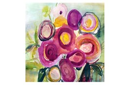 Picture-30X30 Spring Bouquet