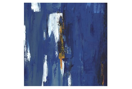 Picture-36X36 Night In Blue