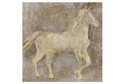 Picture-36X36 Gentle Horse I - Main