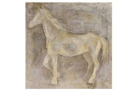 Picture-36X36 Gentle Horse II