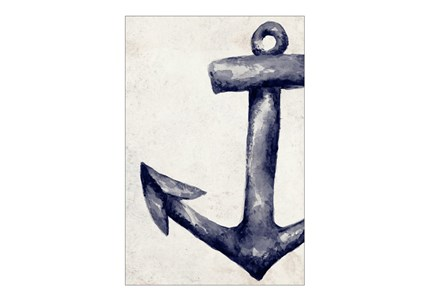 Picture-24X36 Indigo Anchor