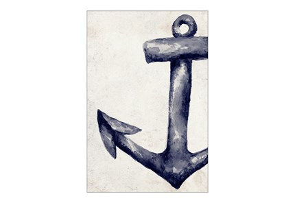 Picture-24X36 Indigo Anchor - Main