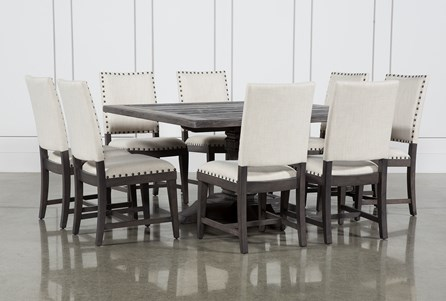Norwood 9 Piece Square Dining Set