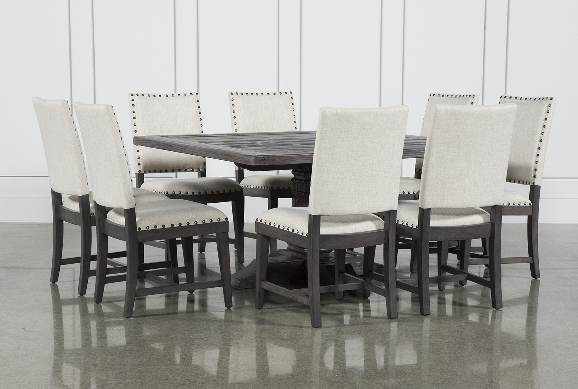 Charming Norwood 9 Piece Square Dining Set (Qty: 1) Has Been Successfully Added To  Your Cart.