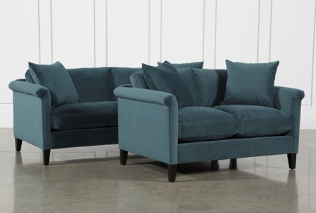 Marlow Sofa/Loveseat