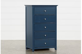 Taylor Navy Chest Of Drawers