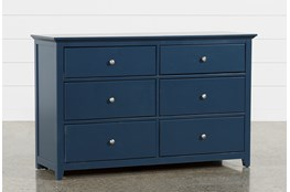 Taylor Navy Dresser