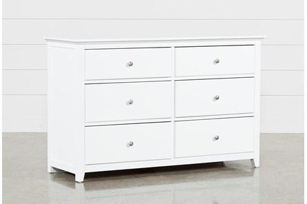 Taylor White Dresser