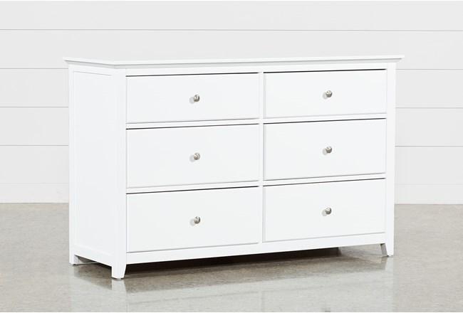 Taylor White Dresser - 360
