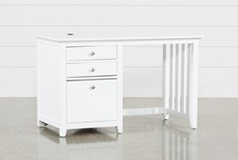 Taylor White Desk
