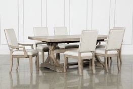 Walden 7 Piece Extension Dining Set