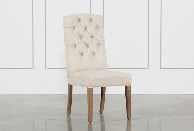 Caden Upholstered Side Chair - 360