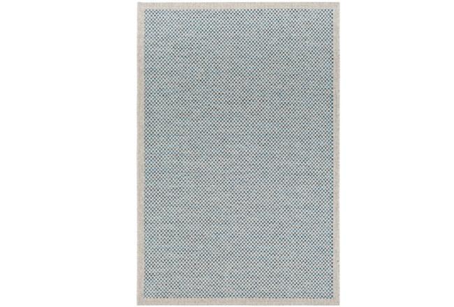 60X90 Outdoor Rug-Mylos Check Light Grey/Blue - 360