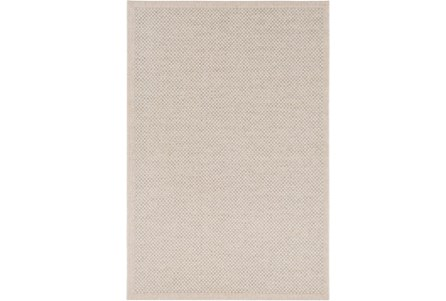 94X123 Outdoor Rug-Mylos Check Beige/Light Grey