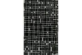 60X90 Rug-Variations Black