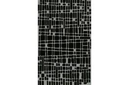 96X120 Rug-Variations Black