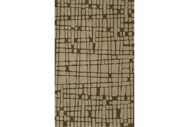 42X66 Rug-Variations Chocolate - 360