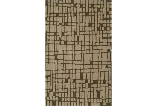 96X120 Rug-Variations Chocolate - 360