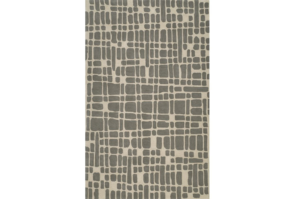 108X156 Rug-Variations Pewter