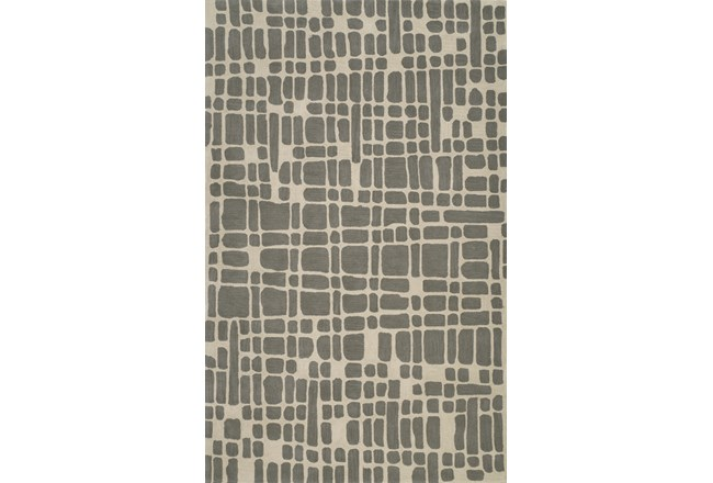108X156 Rug-Variations Pewter - 360