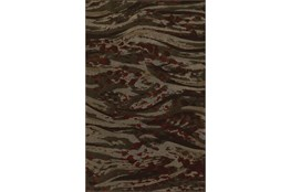 63X91 Rug-Stream Chocolate