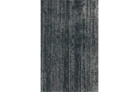 94X127 Rug-Willow Pewter
