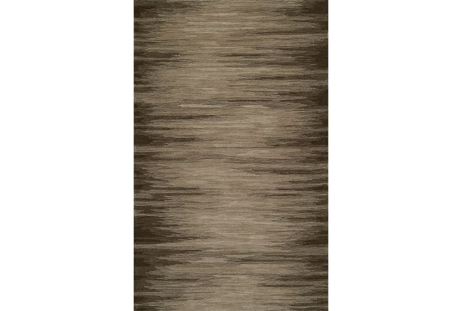 60X90 Rug-Static Fade Chocolate - 360