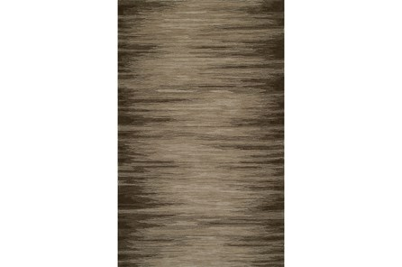96X120 Rug-Static Fade Chocolate