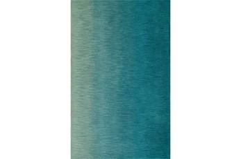 """3'5""""x5'5"""" Rug-Static Ombre Aqua"""