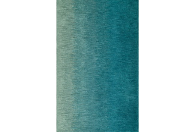 108X156 Rug-Static Ombre Aqua - 360