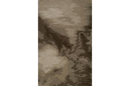 60X90 Rug-Corina Swirl Chocolate