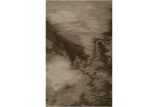 96X120 Rug-Corina Swirl Chocolate - 360