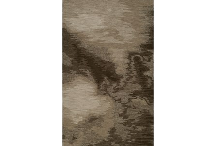 108X156 Rug-Corina Swirl Chocolate
