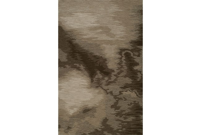 108X156 Rug-Corina Swirl Chocolate - 360