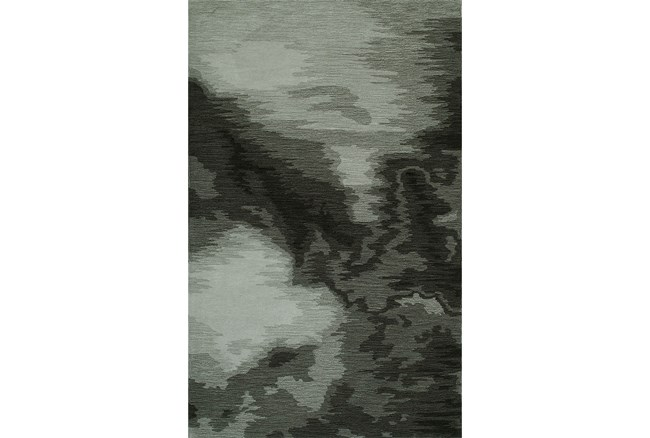60X90 Rug-Corina Swirl Grahpite - 360