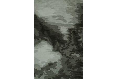 96X120 Rug-Corina Swirl Grahpite
