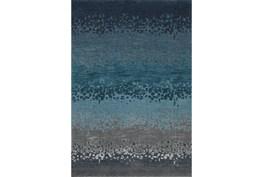 114X158 Rug-Layered Sand Turquoise