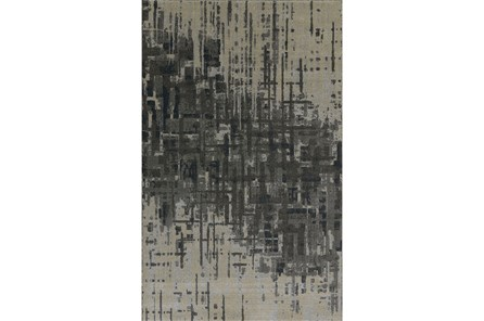 114X158 Rug-Matrix Pewter