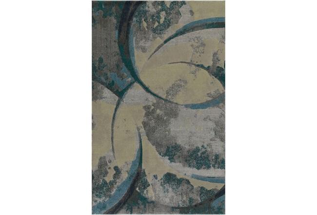 39X61 Rug-Crescent Granite - 360