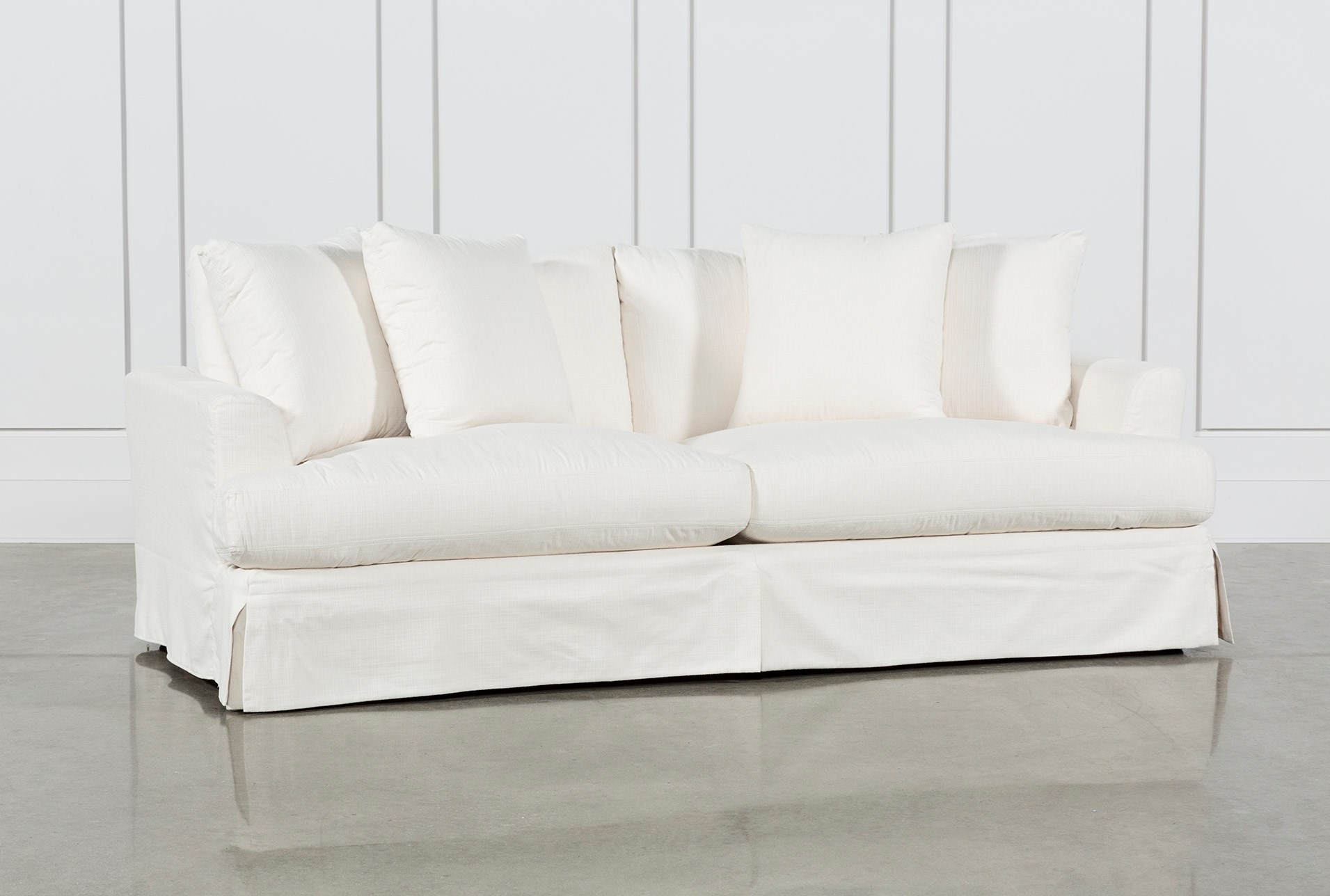 Solano Slipcovered Sofa