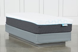 H2 Firm Hybrid Twin Mattress W/Foundation