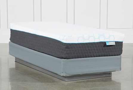 H2 Firm Twin Mattress W/Foundation