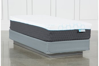 H2 Firm Hybrid Twin Xl Mattress W/Foundation