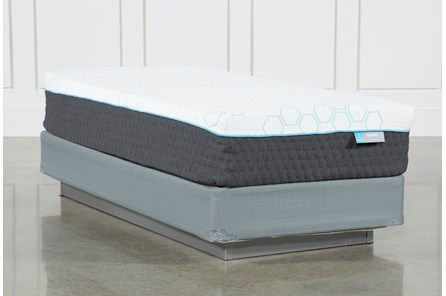 H2 Firm Twin Extra Long Mattress W/Foundation - Main