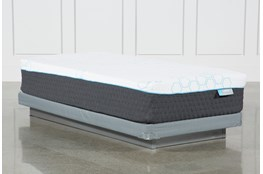 Kit-Revive H2 Firm Hybrid Twin Extra Long mattress W/Low Profile Foundation