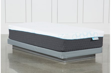 H2 Firm Hybrid Twin Xlmattress W/Low Profile Foundation - Main