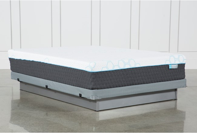 Kit-Revive H2 Firm Hybrid Full Mattress W/Low Profile Foundation - 360