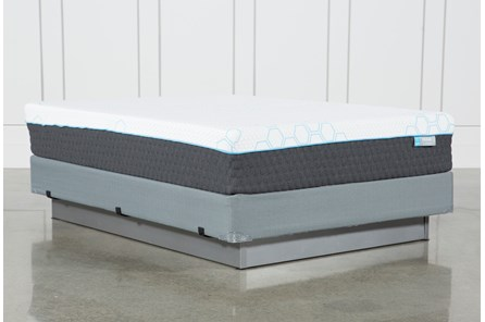 H2 Firm Hybrid Queen Mattress W/Foundation - Main